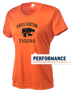 Marple Newtown High School Tigers Women's Competitor Performance T-Shirt
