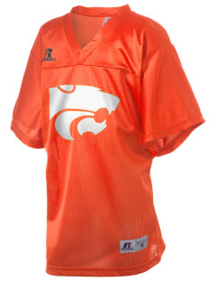 Marple Newtown High School Tigers Russell Kid's Replica Football Jersey