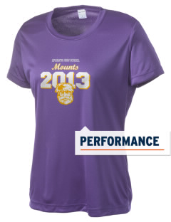 Ephrata High School Mountaineers Women's Competitor Performance T-Shirt