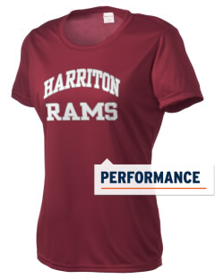 Harriton Senior High School Rams Women's Competitor Performance T-Shirt