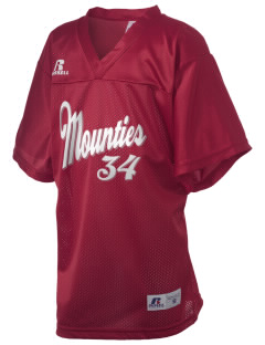 West Snyder High School Mounties Russell Kid's Replica Football Jersey