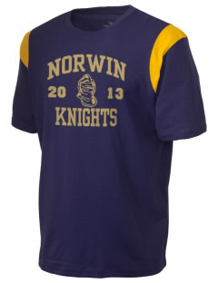 Norwin High School Knights Holloway Men's Rush T-Shirt