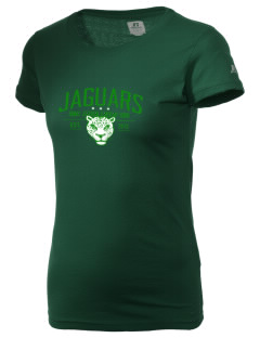 Thomas Jefferson Elementary School Jaguars  Russell Women's Campus T-Shirt