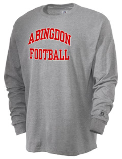 Abingdon Elementary School Cardinals  Russell Men's Long Sleeve T-Shirt