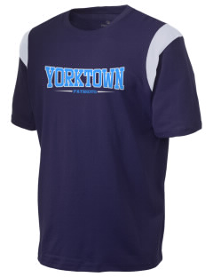 Yorktown High School Patriots Holloway Men's Rush T-Shirt