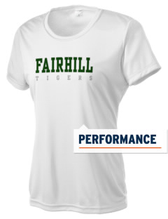 Fairhill Elementary School Tigers Women's Competitor Performance T-Shirt