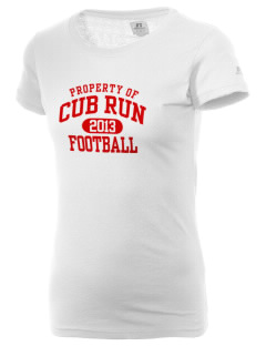 Cub Run Elementary School Bears  Russell Women's Campus T-Shirt