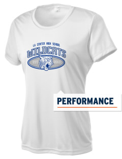 La Center High School Wildcats Women's Competitor Performance T-Shirt