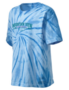 Mountain View Elementary School Giants Kid's Tie-Dye T-Shirt