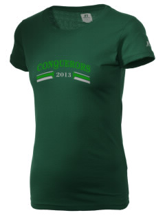 Kentwood High School Conquerors  Russell Women's Campus T-Shirt