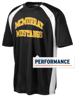 McMurray Middle School Mustangs Men's Dry Zone Colorblock T-Shirt