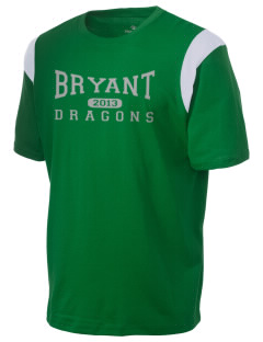 Bryant Elementary School Dragons Holloway Men's Rush T-Shirt