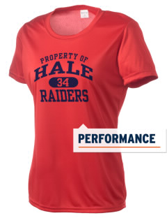 Nathan Hale High School Raiders Women's Competitor Performance T-Shirt