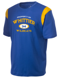 Whittier Elementary School Wildcats Holloway Men's Rush T-Shirt