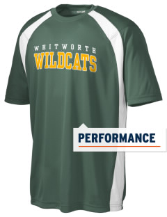 Whitworth Elementary School Wildcats Men's Dry Zone Colorblock T-Shirt