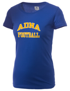 Adna Senior High School Pirates  Russell Women's Campus T-Shirt