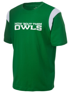 Mary M Knight School Owls Holloway Men's Rush T-Shirt