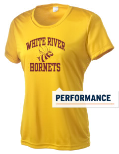White River High School Hornets Women's Competitor Performance T-Shirt