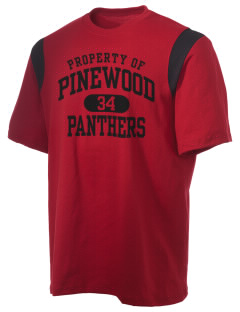 Pinewood Elementary School Panthers Holloway Men's Rush T-Shirt