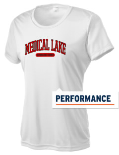 Medical Lake Elementary School Cougar Cubs Women's Competitor Performance T-Shirt