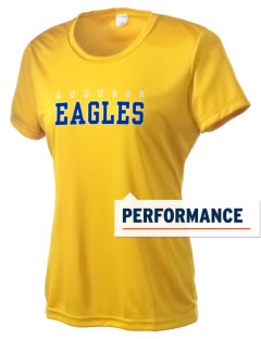 Audubon Elementary School Eagles Women's Competitor Performance T-Shirt