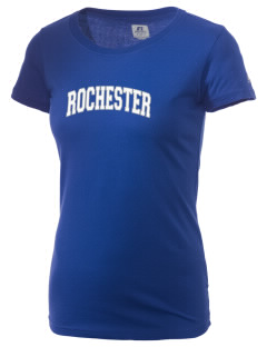 Rochester Primary School Little Chiefs  Russell Women's Campus T-Shirt