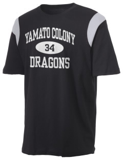 Yamato Colony Elementary School Dragons Holloway Men's Rush T-Shirt