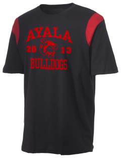 Ayala High School Bulldogs Holloway Men's Rush T-Shirt