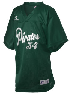 Reedley High School Pirates Russell Kid's Replica Football Jersey