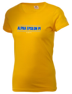Alpha Epsilon Pi  Russell Women's Campus T-Shirt