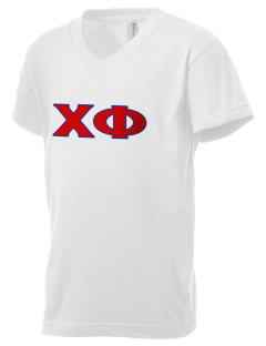 Chi Phi Kid's V-Neck Jersey T-Shirt