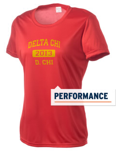 Delta Chi Women's Competitor Performance T-Shirt