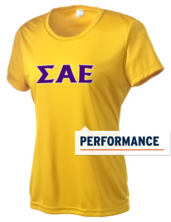 Sigma Alpha Epsilon Women's Competitor Performance T-Shirt