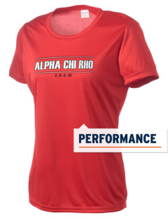Alpha Chi Rho Women's Competitor Performance T-Shirt