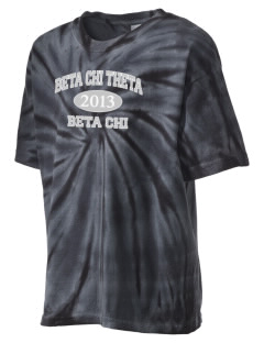 Beta Chi Theta Kid's Tie-Dye T-Shirt