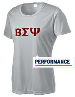 Beta Sigma Psi Women's Competitor Performance T-Shirt