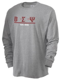 Beta Sigma Psi  Russell Men's Long Sleeve T-Shirt