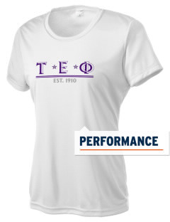 Tau Epsilon Phi Women's Competitor Performance T-Shirt