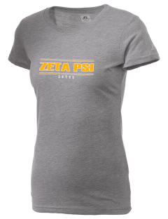 Zeta Psi  Russell Women's Campus T-Shirt