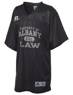 Albany Law School of Union University University Russell Kid's Replica Football Jersey