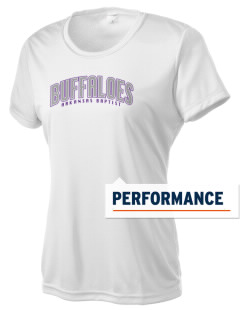 Arkansas Baptist College Buffaloes Women's Competitor Performance T-Shirt