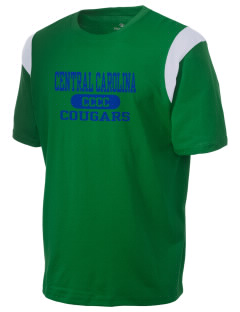 Central Carolina Community College  Cougars Holloway Men's Rush T-Shirt