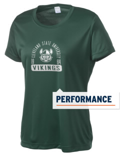 Cleveland State University Vikings Women's Competitor Performance T-Shirt