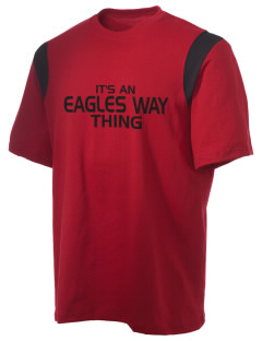 Eagles Way Academy Soaring Eagles Holloway Men's Rush T-Shirt