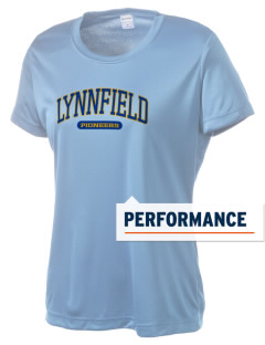 Lynnfield Middle School Pioneers Women's Competitor Performance T-Shirt