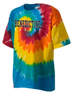 Benedictine University Eagles Kid's Tie-Dye T-Shirt