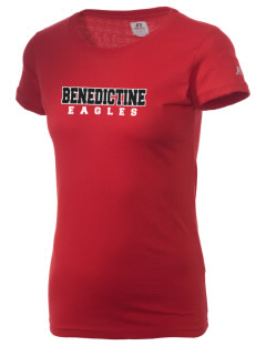 Benedictine University Eagles  Russell Women's Campus T-Shirt