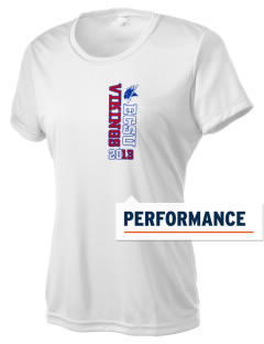 Elizabeth City State University Vikings Women's Competitor Performance T-Shirt
