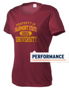 Fairmont State University Falcons Women's Competitor Performance T-Shirt