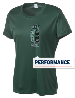 Jacksonville University Dolphins Women's Competitor Performance T-Shirt